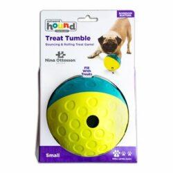 Dog Treat Tumble Toy